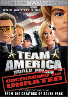 Team America: World Police - UNRATED Special Collectors Edition (Widescreen) Movie