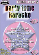 Party Tyme Karaoke: Girl Pop 5 Movie