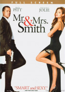 Mr. & Mrs. Smith (Fullscreen) Movie