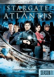 Stargate Atlantis: Complete 1st Season Movie