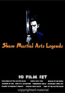 Shaw Martial Arts Legends Box Set Movie