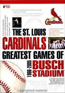 St. Louis Cardinals: Greatest Games Of Busch Stadium 1966-2005  Movie