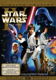 Star Wars Episode IV: A New Hope (Widescreen) Movie