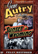 Gene Autry Collection: Sunset In Wyoming Movie