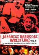 Japanese Hardcore Wrestling: Volume 3 Movie
