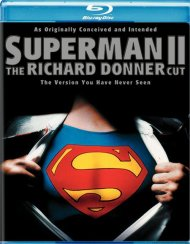 Superman II: The Richard Donner Cut Blu-ray