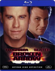 Broken Arrow Blu-ray