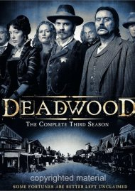 Deadwood: The Complete Third Season Movie