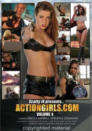 Actiongirls: Volume 4 Movie