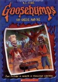 Goosebumps: Say Cheese And Die (Repackage) Movie