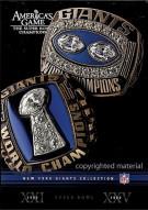 NFL Americas Game: New York Giants Movie