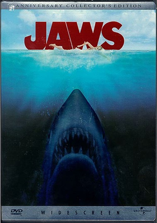 Jaws: 25th Anniversary Collectors Edition (Widescreen) Movie