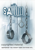 Saw III: Directors Cut Movie