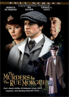 Murders In The Rue Morgue, The Movie
