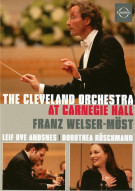 Cleveland Orchestra At Carnegie Hall, The Movie