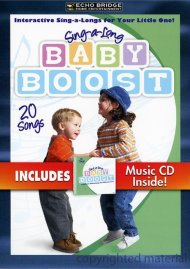 Baby Boost: Sing-A Long (With Sing-a-Long Audio CD) Movie