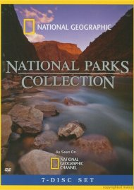 National Geographic: National Parks Collection Movie