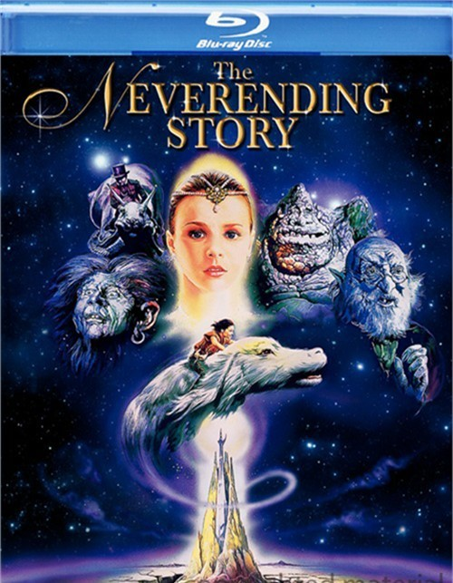 NeverEnding Story, The Blu-ray