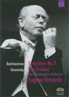 Rachmaninov, Stravinsky: Symphony No. 2, The Firebird Movie