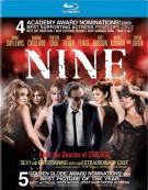 Nine Blu-ray