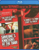 Someones Knocking At The Door Blu-ray