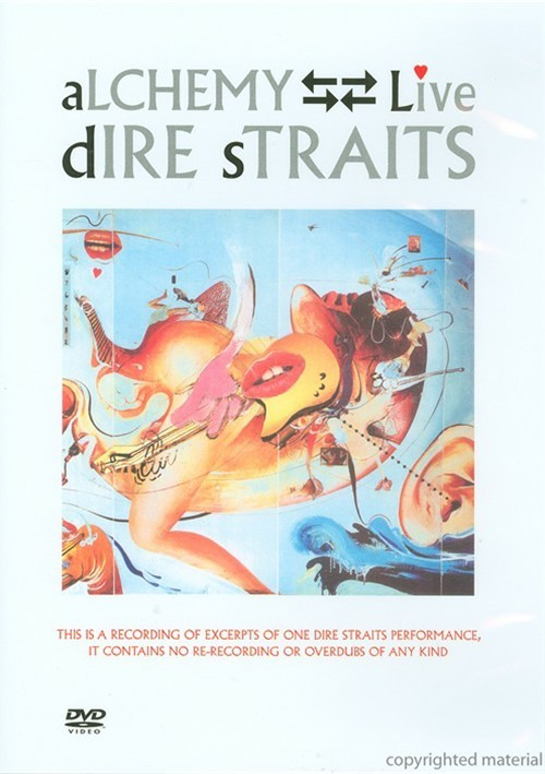 Dire Straits: Alchemy Live - 20th Anniversary Edition Movie