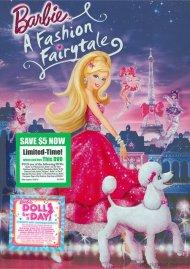 Barbie A Fashion Fairytale Movie
