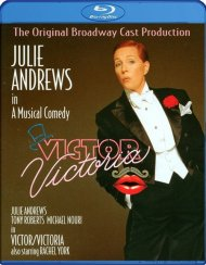 Victor Victoria: The Broadway Musical Blu-ray
