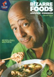 Bizarre Foods: Collection 4 Movie