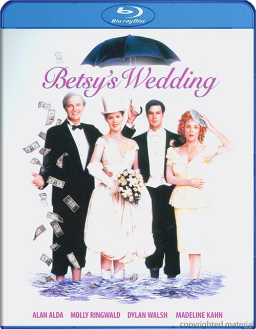 Betsys Wedding Blu-ray