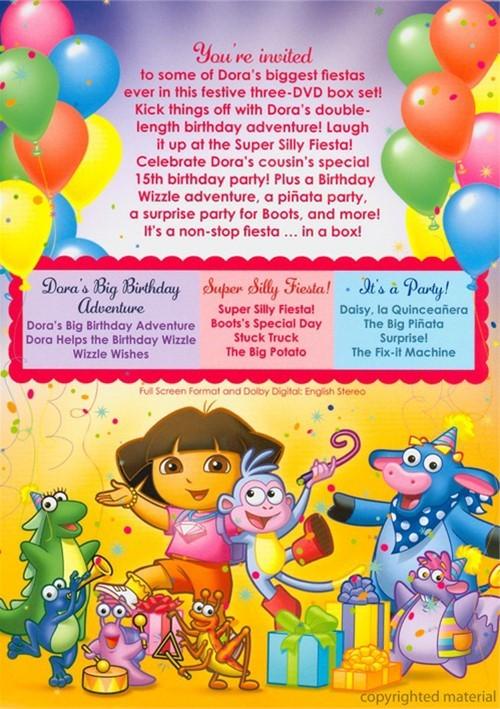 Dora the explorer season 1 dvd download Sebenar saya isteri dia