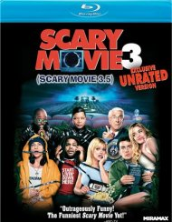 Scary Movie 3 Blu-ray