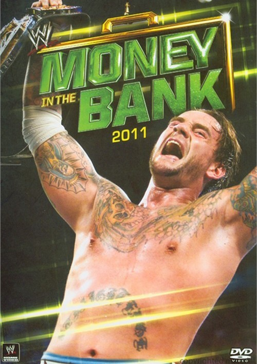 WWE: Money In The Bank 2011 Movie