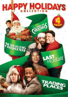 Happy Holidays! Four Movie Collection Movie