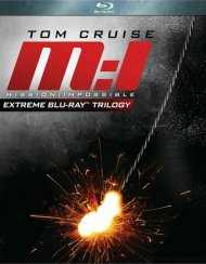 Mission: Impossible Extreme Trilogy Collection Blu-ray