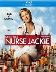 Nurse Jackie: Season Three Blu-ray