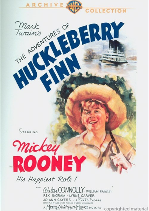 Adventure Of Huckleberry Finn, The Movie