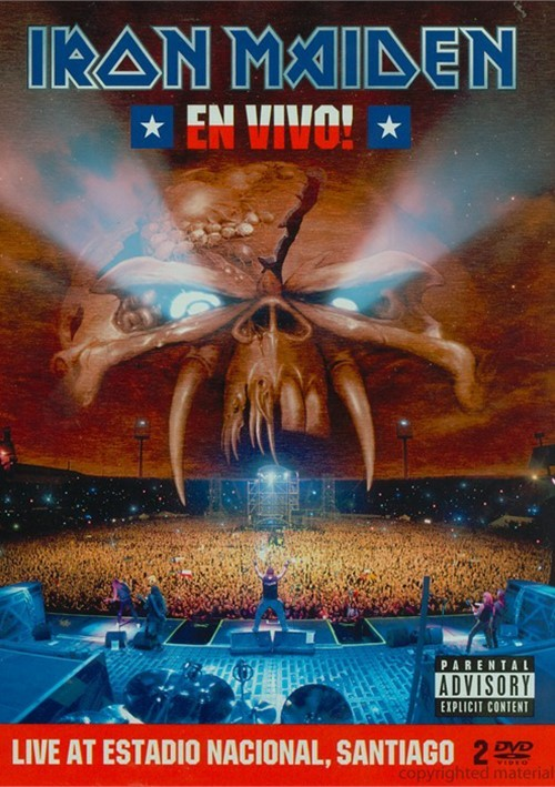 Iron Maiden: En Vivo! - Limited Edition Movie