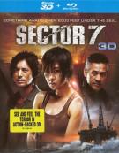 Sector 7 3D (Blu-ray 3D + Blu-ray Combo) Blu-ray