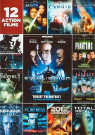 12 Film Action Pack Movie