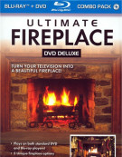 Ultimate Fireplace (Blu-ray + DVD Combo) Blu-ray