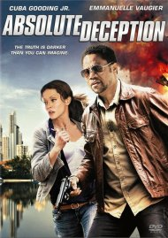 Absolute Deception (DVD + UltraViolet) Movie