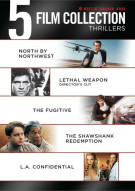 Best Of Warner Bros.: 5 Film Collection - Thrillers Movie