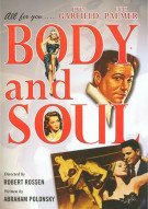 Body And Soul Movie