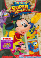 Mickey Mouse Clubhouse: Super Adventure Movie