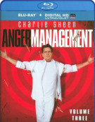 Anger Management: Season Three (Blu-ray + UltraViolet) Blu-ray
