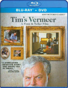 Tims Vermeer (Blu-ray + DVD Combo)  Blu-ray