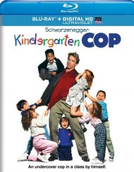Kindergarten Cop (Blu-ray + UltraViolet) Blu-ray
