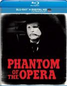 Phantom Of The Opera (Blu-ray + UltraViolet) Blu-ray