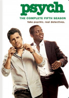 Psych: The Complete Fifth Season (Repackage)  Movie